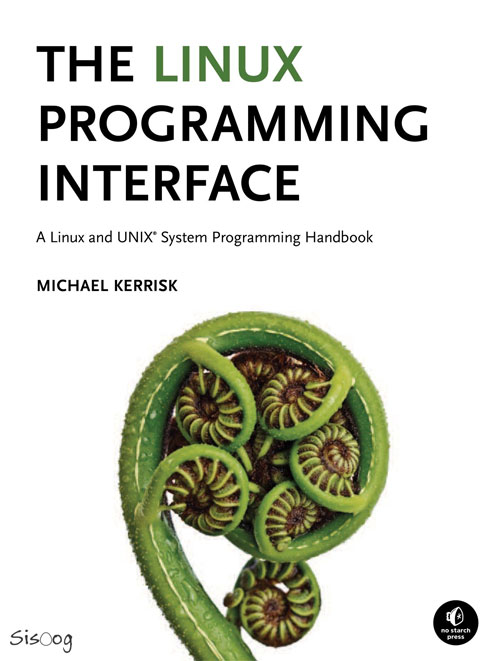 معرفی کتاب THE LINUX PROGRAMMING INTERFACE