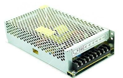 تغذیه 5 ولت برای ماژول تابلو LED P10