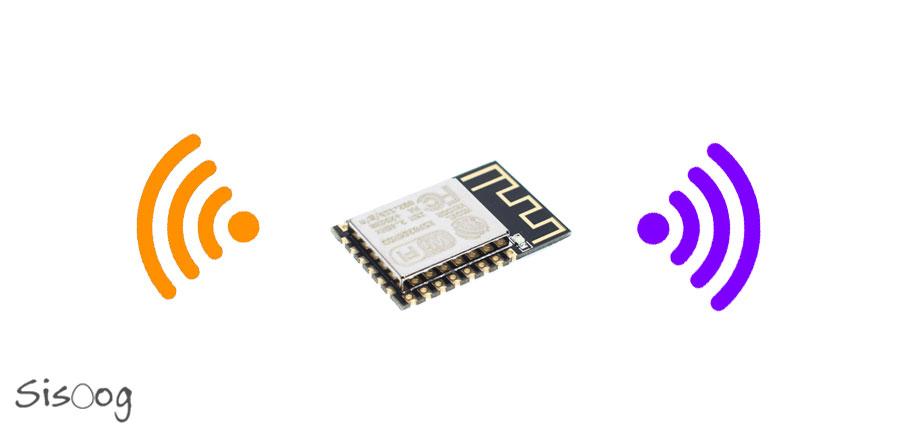 ESP8266 Wi-Fi REPEATER