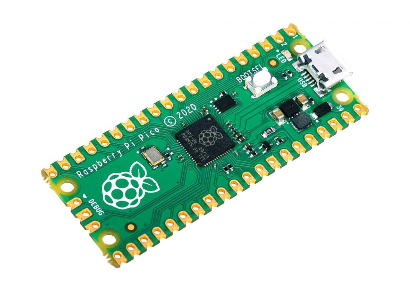 رزبری پای پیکو (Raspberry Pi Pico)