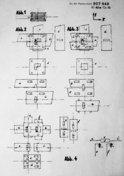 پتنت ثبت اختراع حافظه Z1