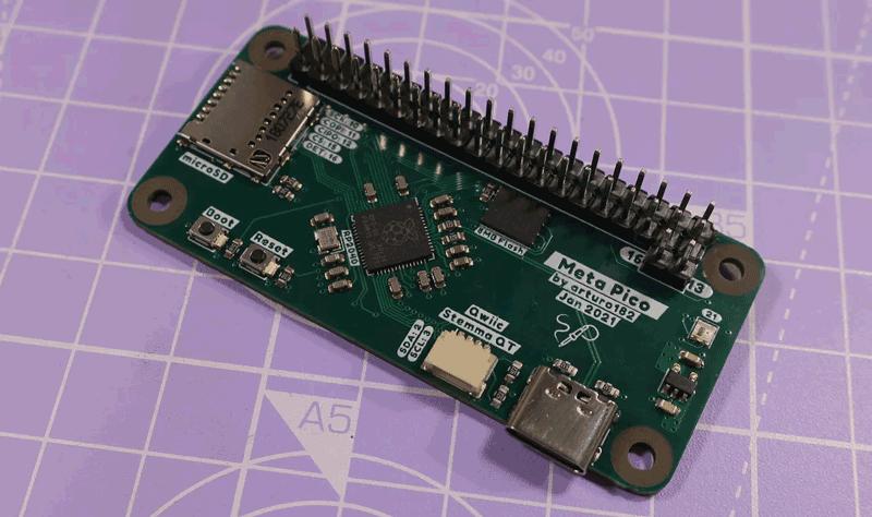 برد Zero RP4020